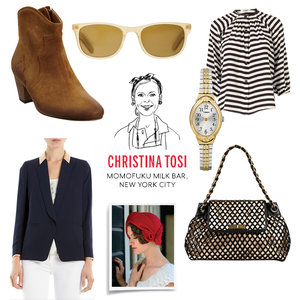 Christina Tosi's Style Picks