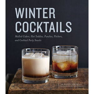 Winter Cocktails book by Maria del Mar Sacasa