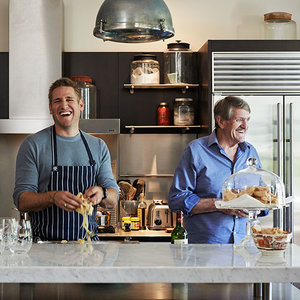 Curtis Stone Cooks for Love
