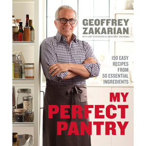 <em>My Perfect Pantry</em> by Geoffrey Zakarian