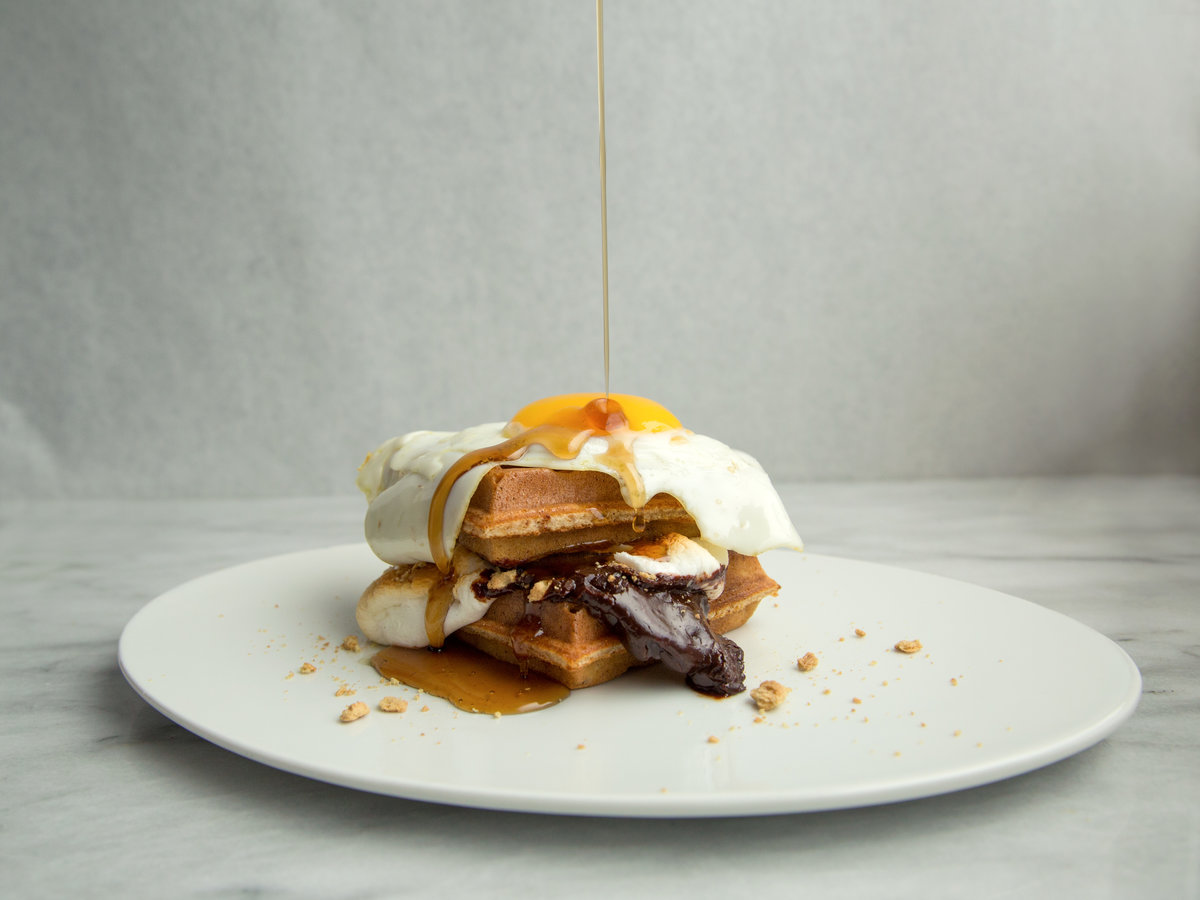 Breakfast S'mores