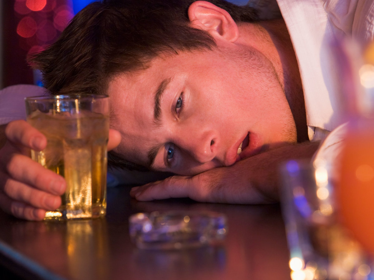 SECRET TO DRINKING WITHOUT GETTING DRUNK