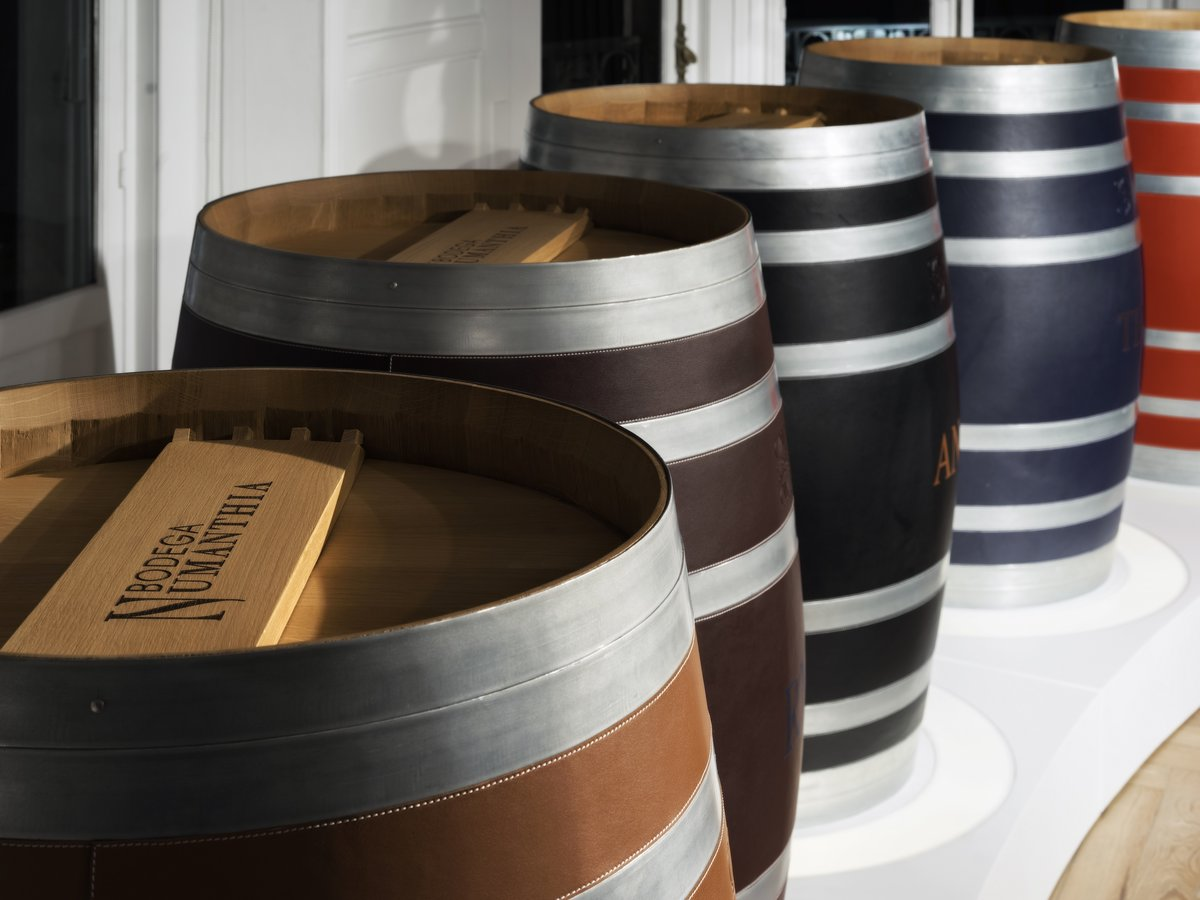 Bodega Numanthia barrel by Loewe - Barrel Revelation -  (5).jpg