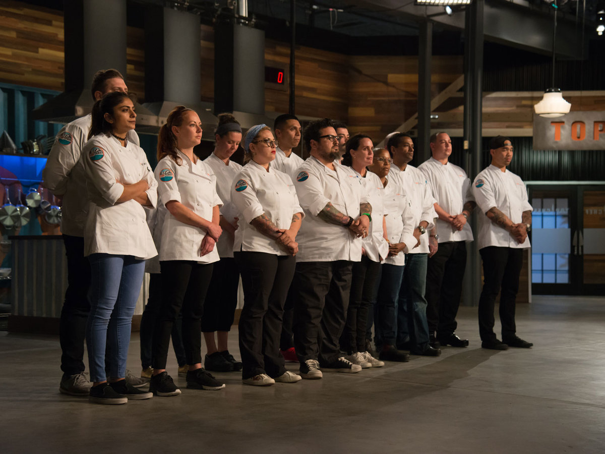 Top Chef casting call