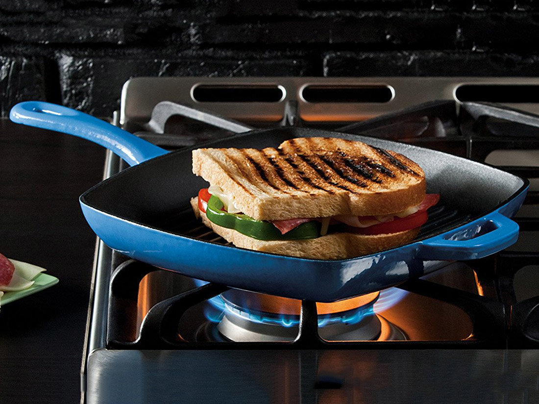 11 Lodge Cast Iron Items to Upgrade Your Kitchen
