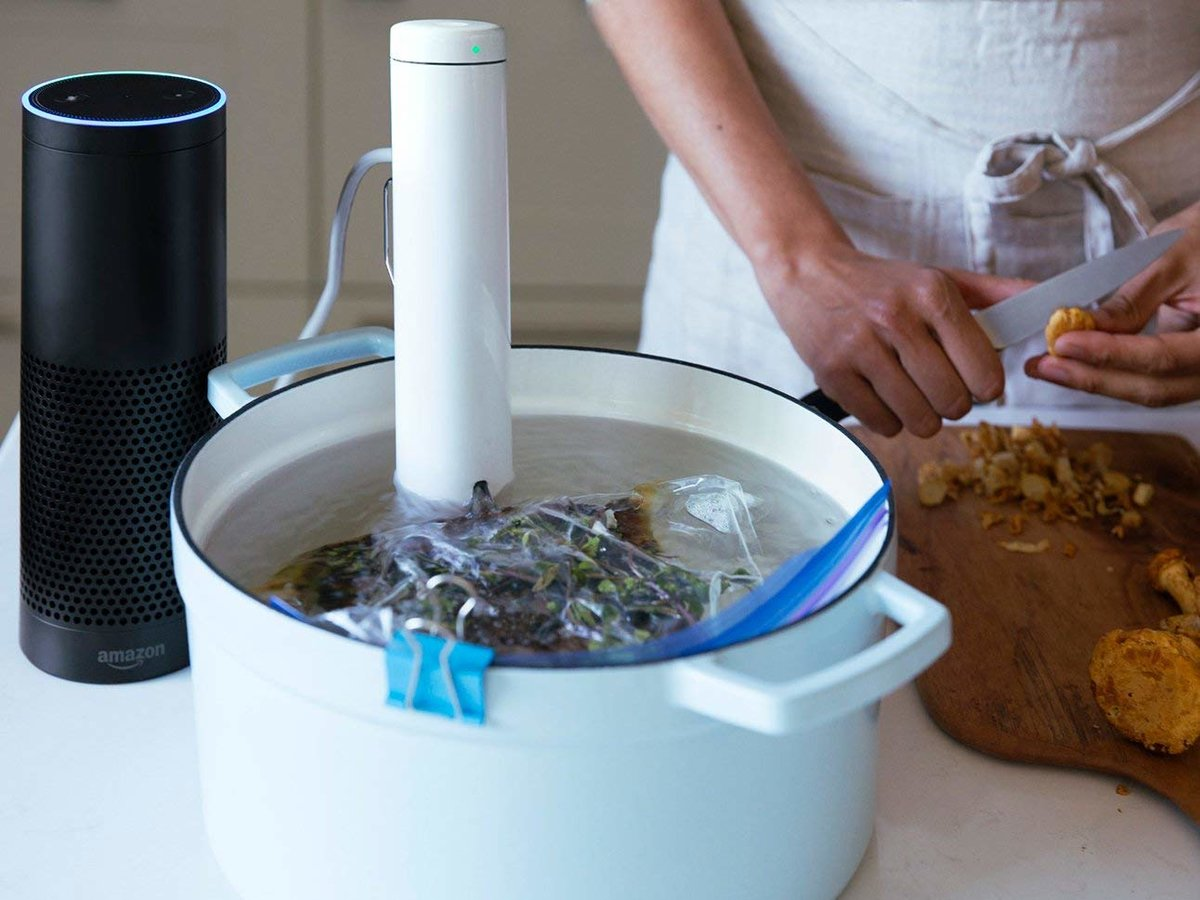 This Is the Best Sous Vide We've Tested — And It's on Sale for Amazon Prime Day