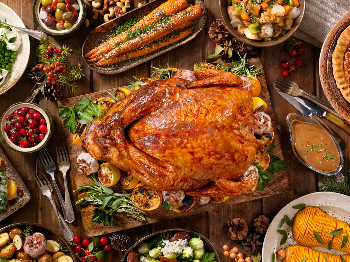 Americans' Least-Favorite Thanksgiving Dishes, According to Instacart