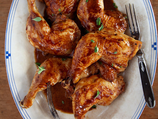 Baked Chicken Recipes Oven Thighs