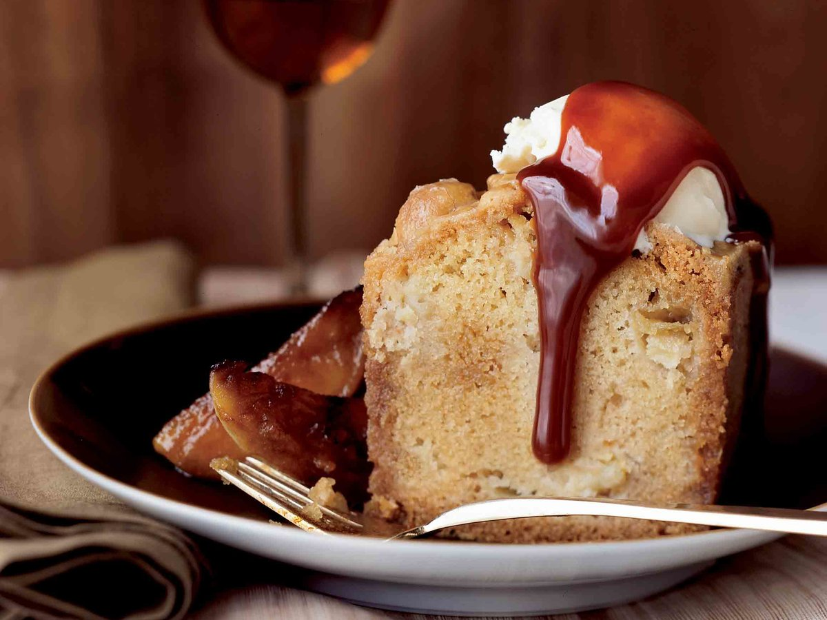 Why You Should Make This Apple Cake Now | Food & Wine
