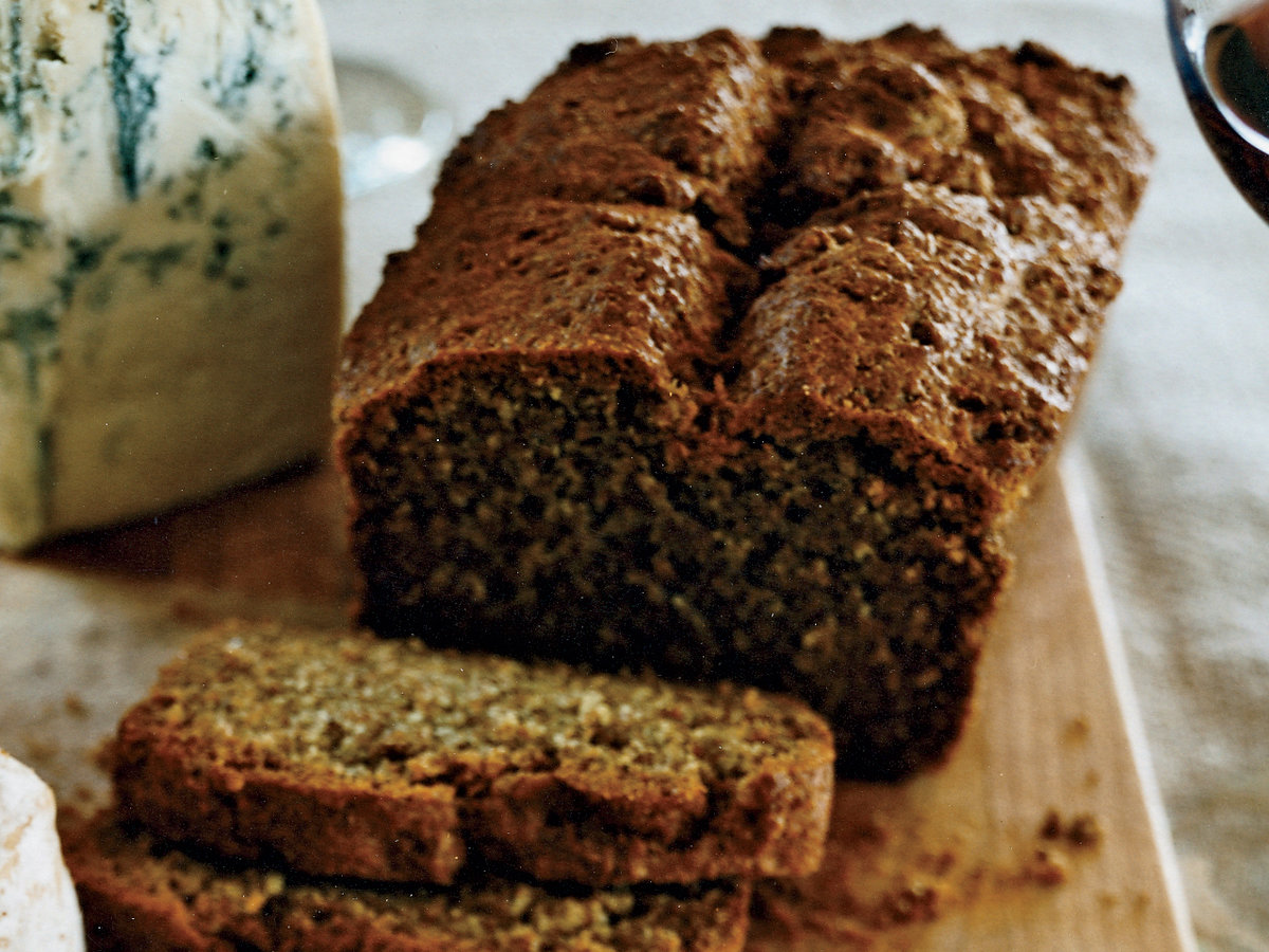 Wheat Banana Cake Recipe