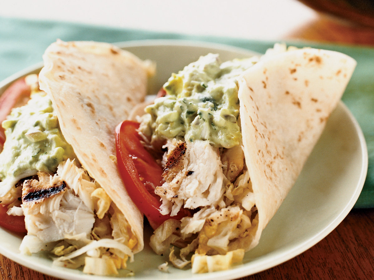 California Kitchen Fish Tacos