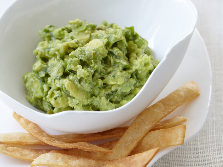 Healthy Guacamole | Healthy Mexican Recipes | Homemade Recipes