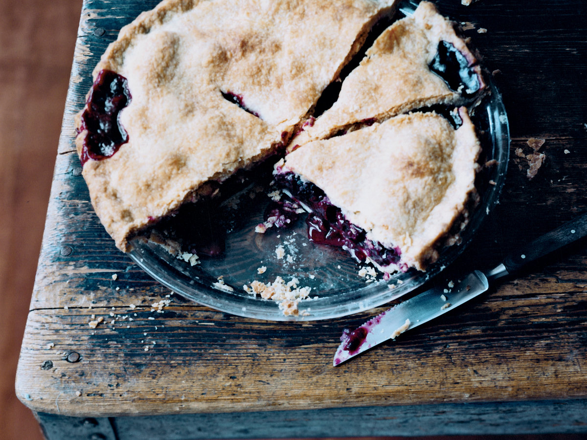 Fresh Berry Pie: Best Recipes and Cooking Features 98
