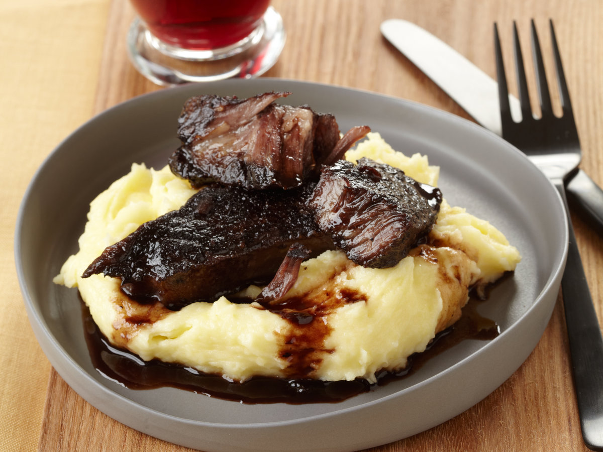 Braised Short Ribs Recipe - Tom Colicchio | Food & Wine