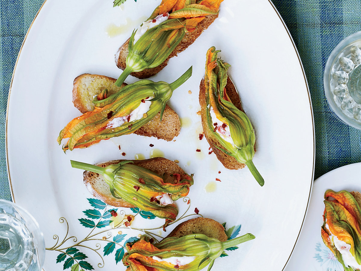 6 ways to cook with squash blossoms food u0026 wine
