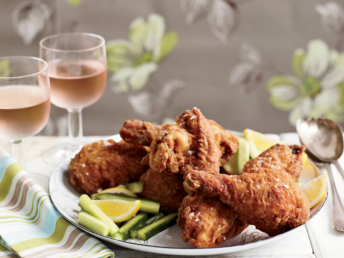 Classic Comfort Food Recipes - Southern Living  |Southern Cooking Fried