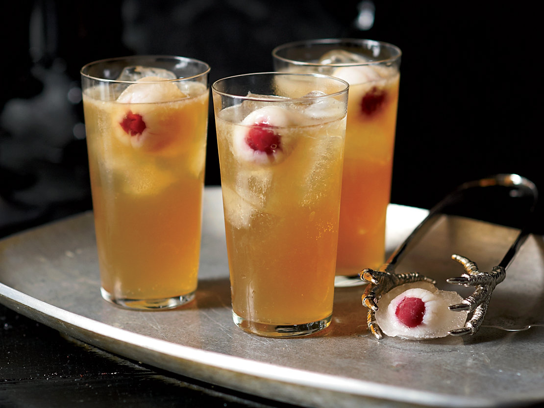 dark and stormy death punch recipe - grace parisi | food & wine