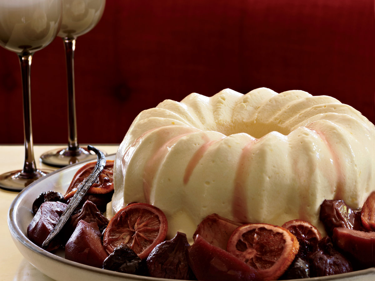 Brandy mascarpone semifreddo recipe food wine for Easy holiday dessert recipes with pictures