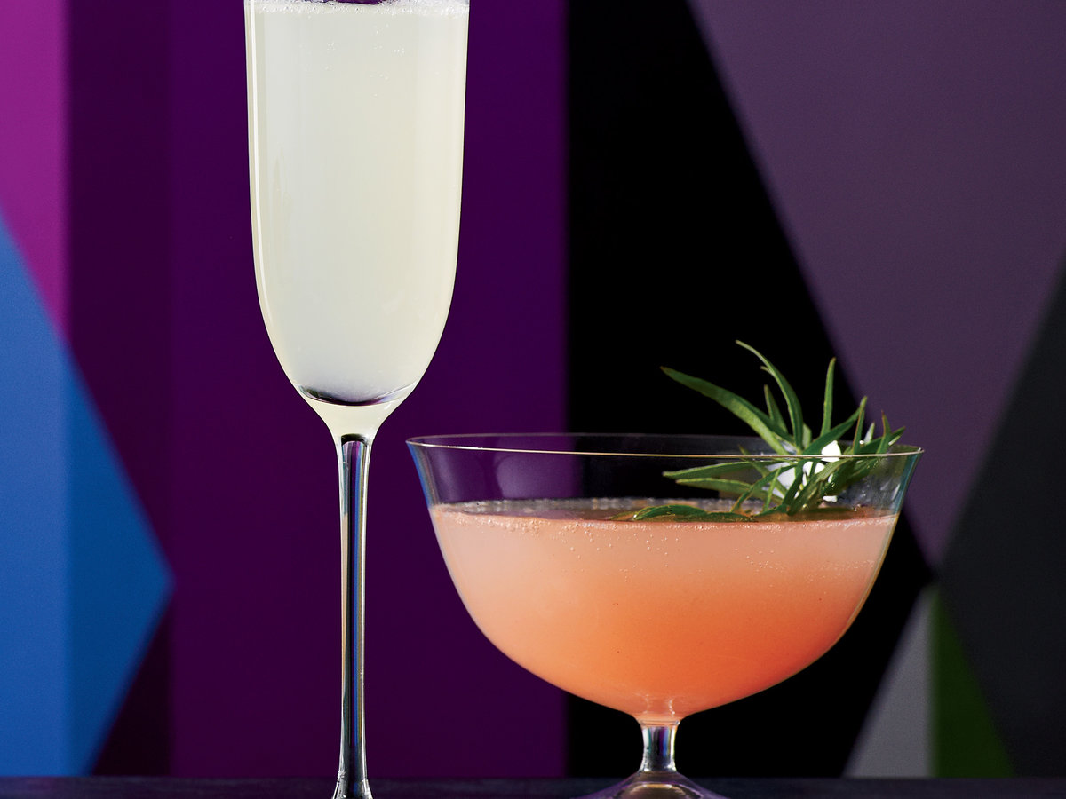 French 75 Recipe - Kathy Casey | Food & Wine