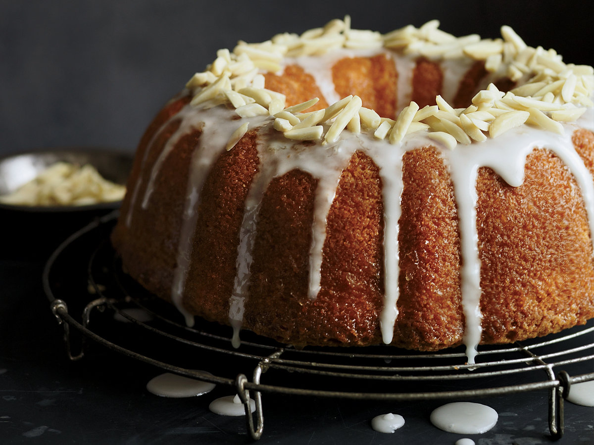 Lemon Bundt Cake Recipe Matt Lewis Food Amp Wine