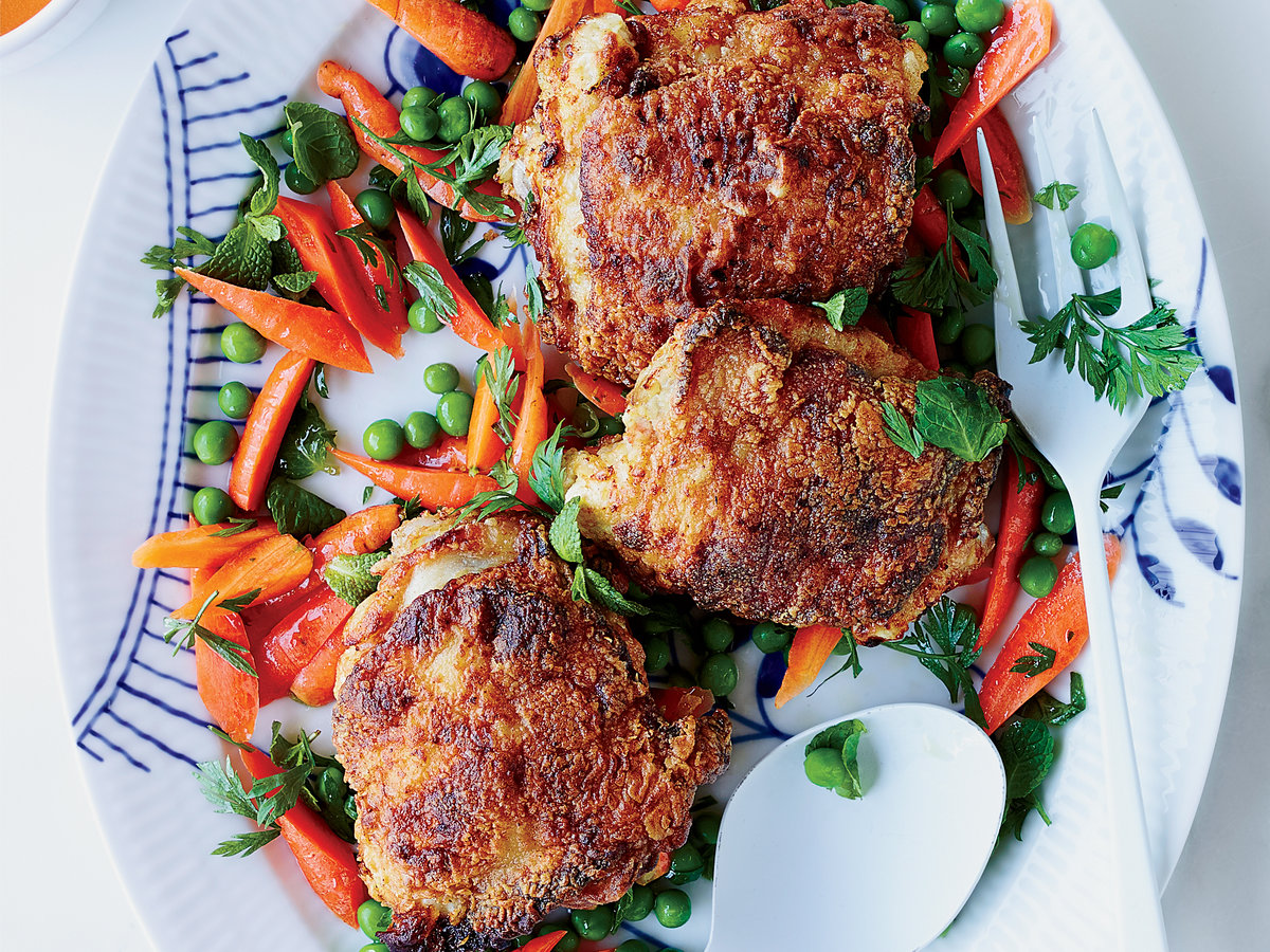 original-201405-r-crispy-chicken-thighs-with-peas-and-carrots.jpg