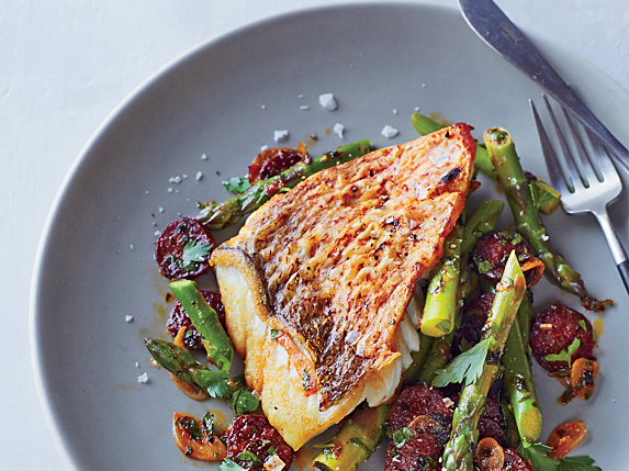 how to prepare red snapper