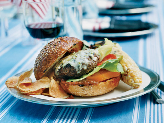 15 Juicy Burgers for the Fourth of July