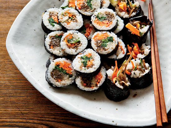 DIY Sushi That's Better Than Takeout