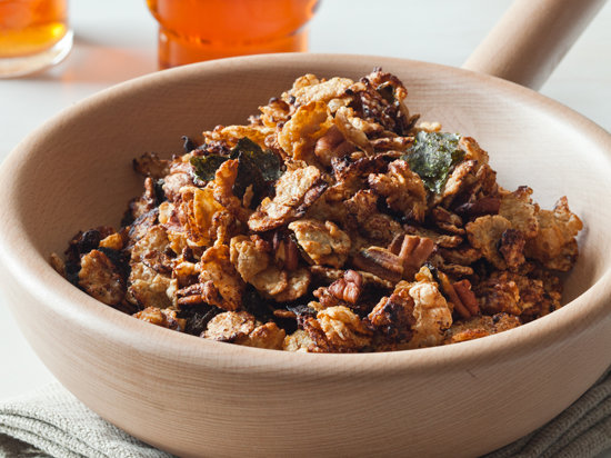 5 Crunchy Snack Mix Recipes