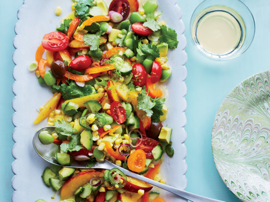 Healthy Detox Dishes for the Fifth of July