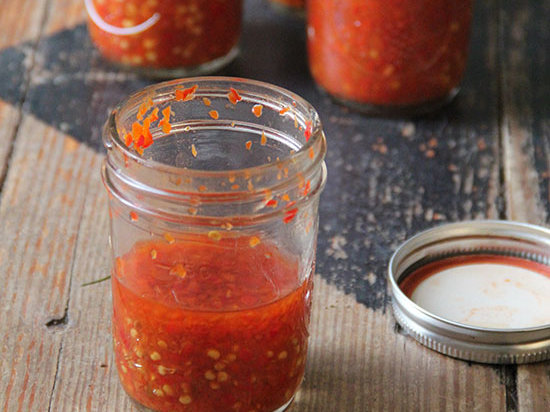 5 Homemade Hot Sauce Recipes for National Hot Sauce Day