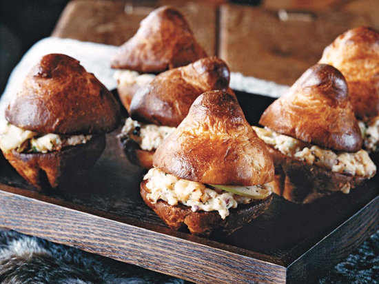 10 of the Meltiest Sandwiches In History
