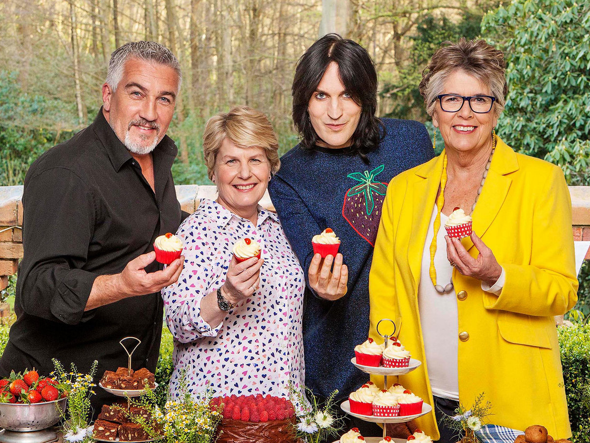 Life Lessons I Learned from 'The Great British Bake-Off'
