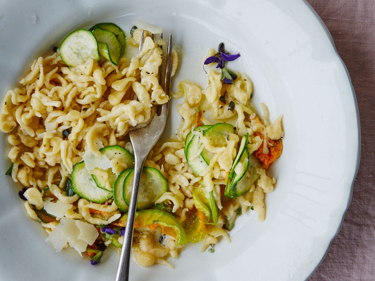 How to Eat Zucchini for Breakfast, Lunch and Dinner