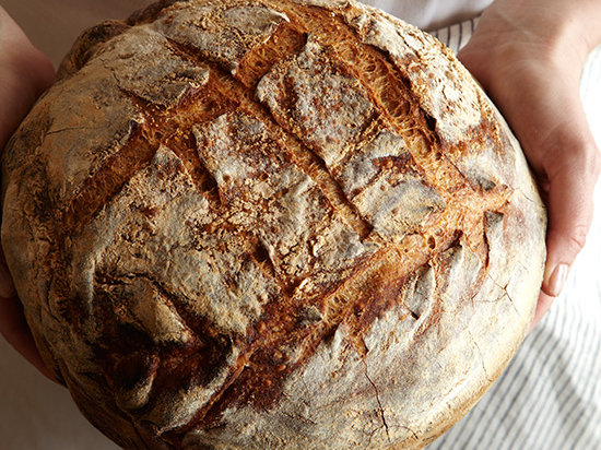 How Chad Robertson Perfected The Country Loaf