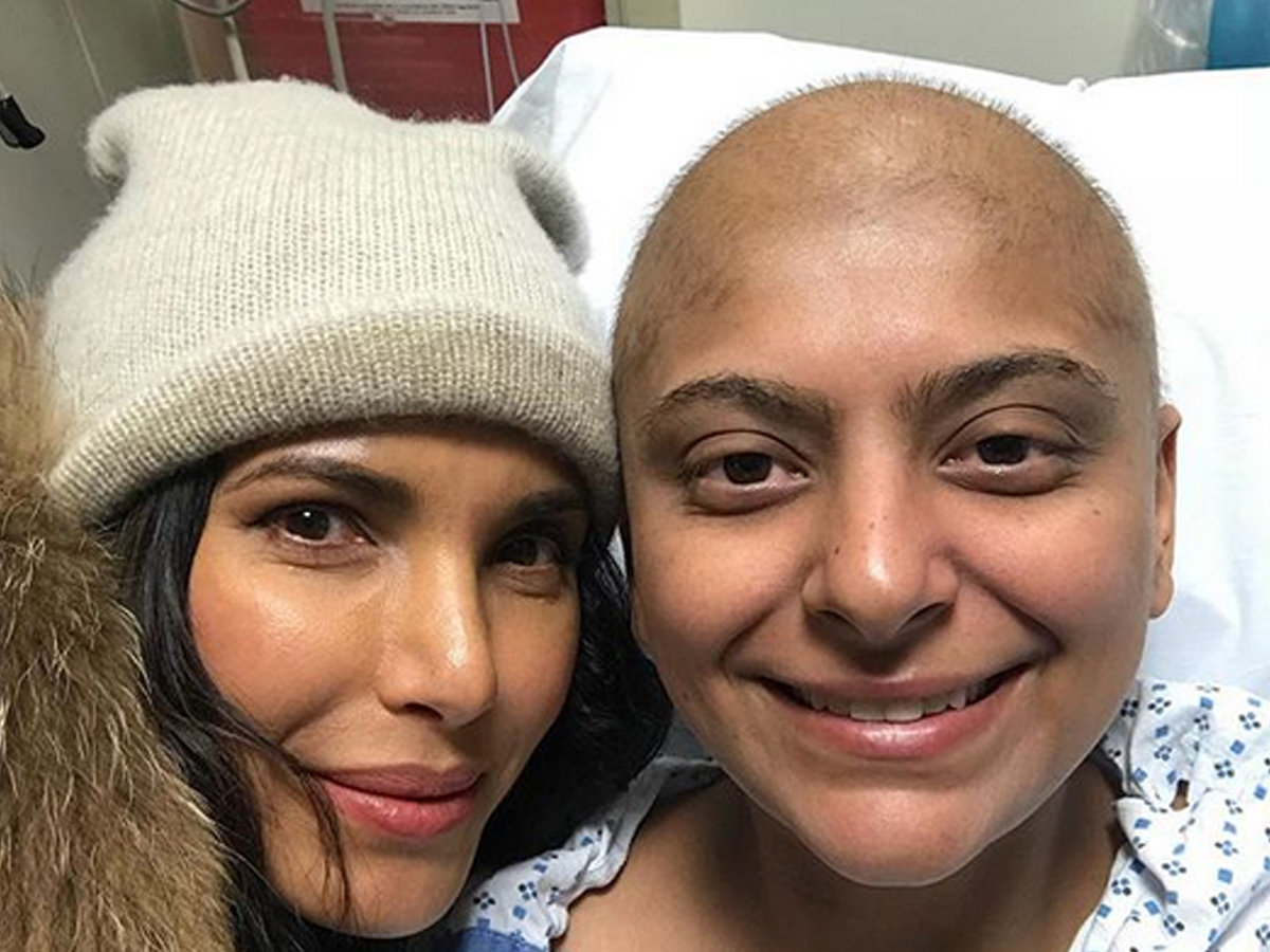 Padma Lakshmi Supports Top Chef Contestant Fatima Ali As She Has Surgery to Remove Cancerous Tumor