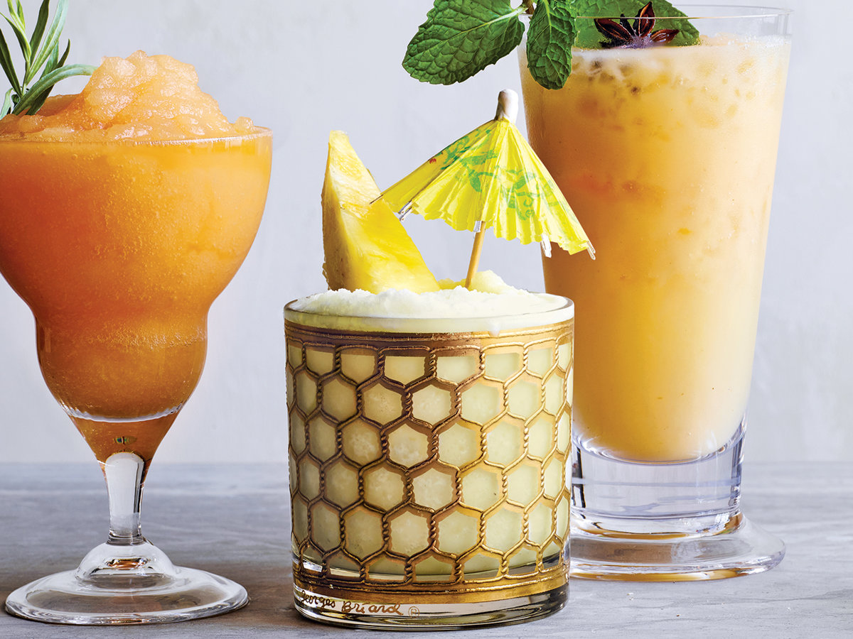 8 Drinks to Make If You Love a Piña Colada