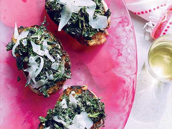 5 Ways to Grill Your Kale