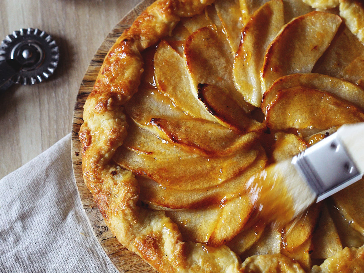 Rustic Apple Pie forecasting