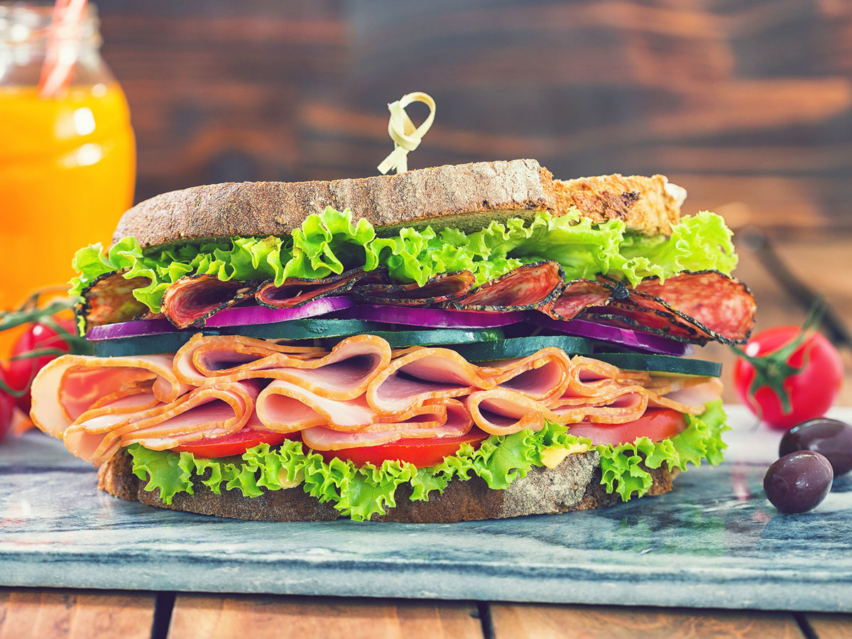 Researchers Have Calculated The Carbon Footprint Of Your Favorite Sandwich