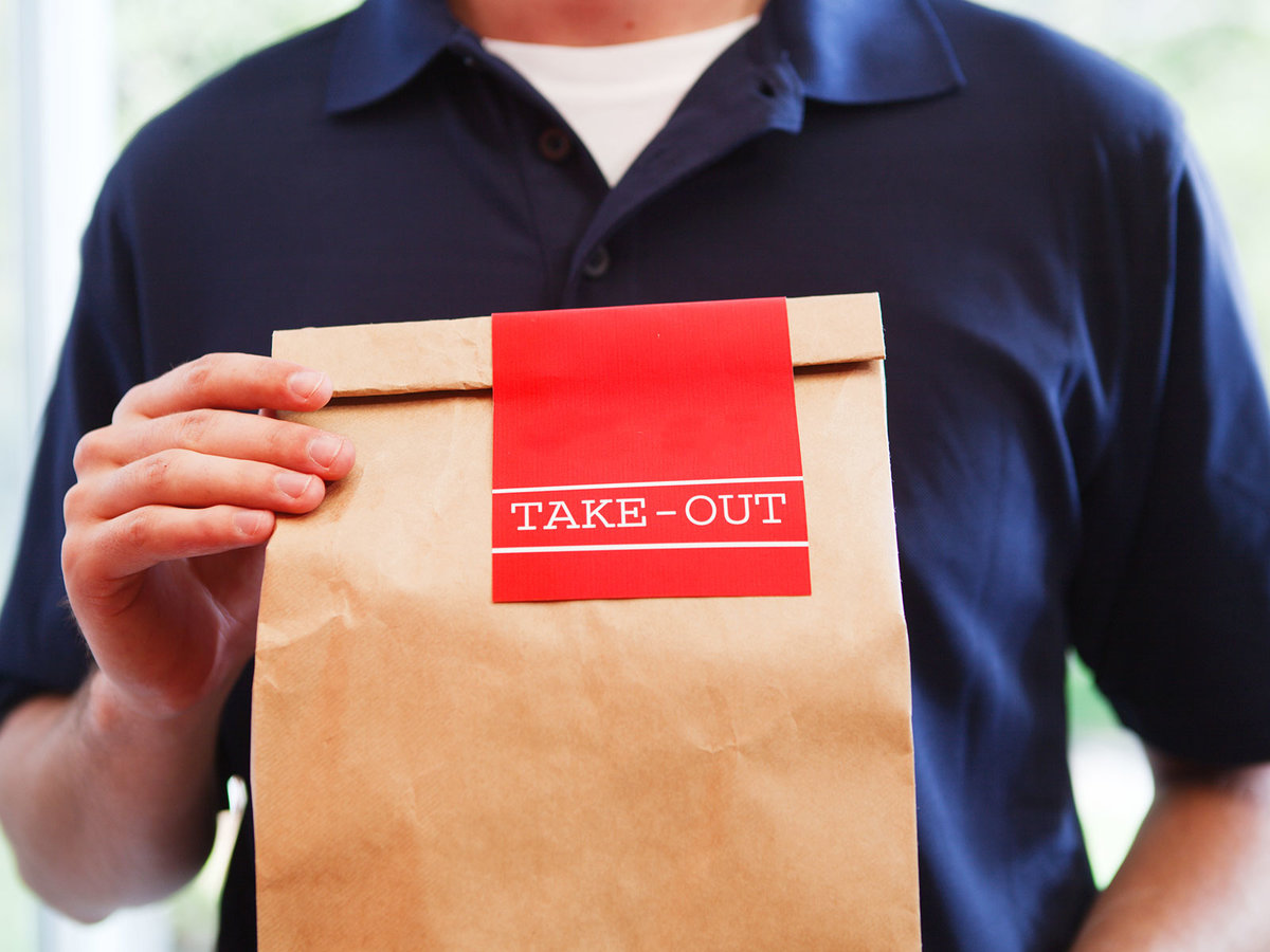take out delivery