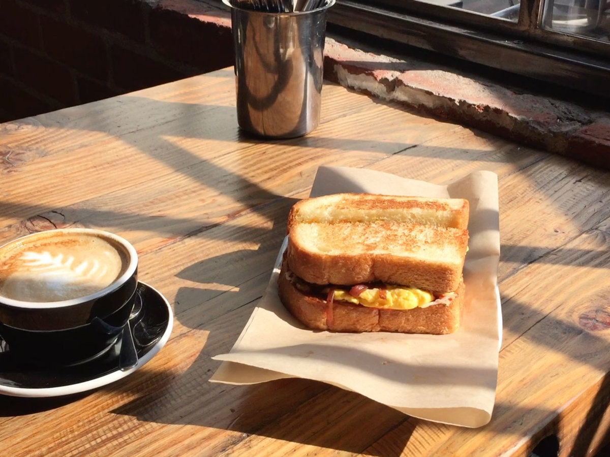 Sycamore Kitchen Masters the Breakfast Sandwich in Los Angeles ...