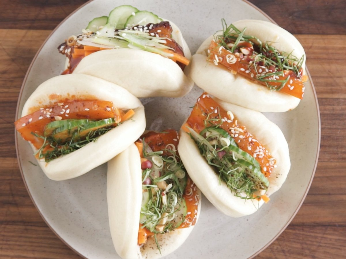 The easy way to make soft airy chinese steamed buns food wine forumfinder Image collections