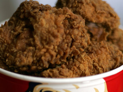 KFC, fried chicken, KFC recipe