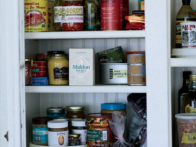 Stocking a Healthy Pantry