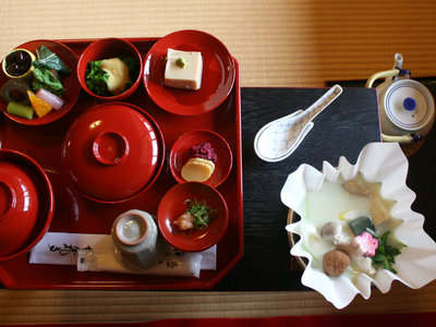 Japanese Temple Food