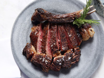 Rib Eye Steak from Bazaar Meat