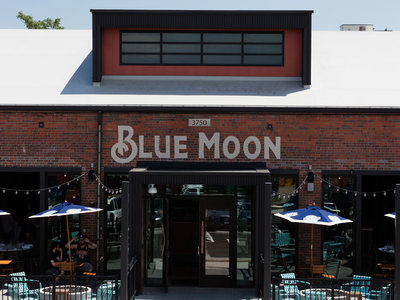 Blue Moon Brewery Food Menu