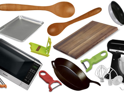 common mistreated kitchen gear