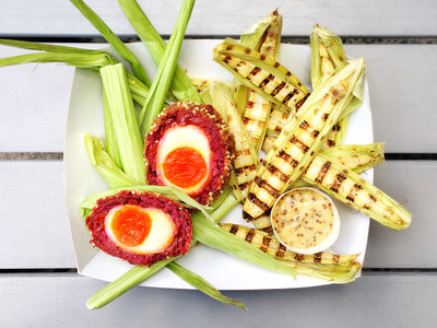 Scotch Egg Roulette